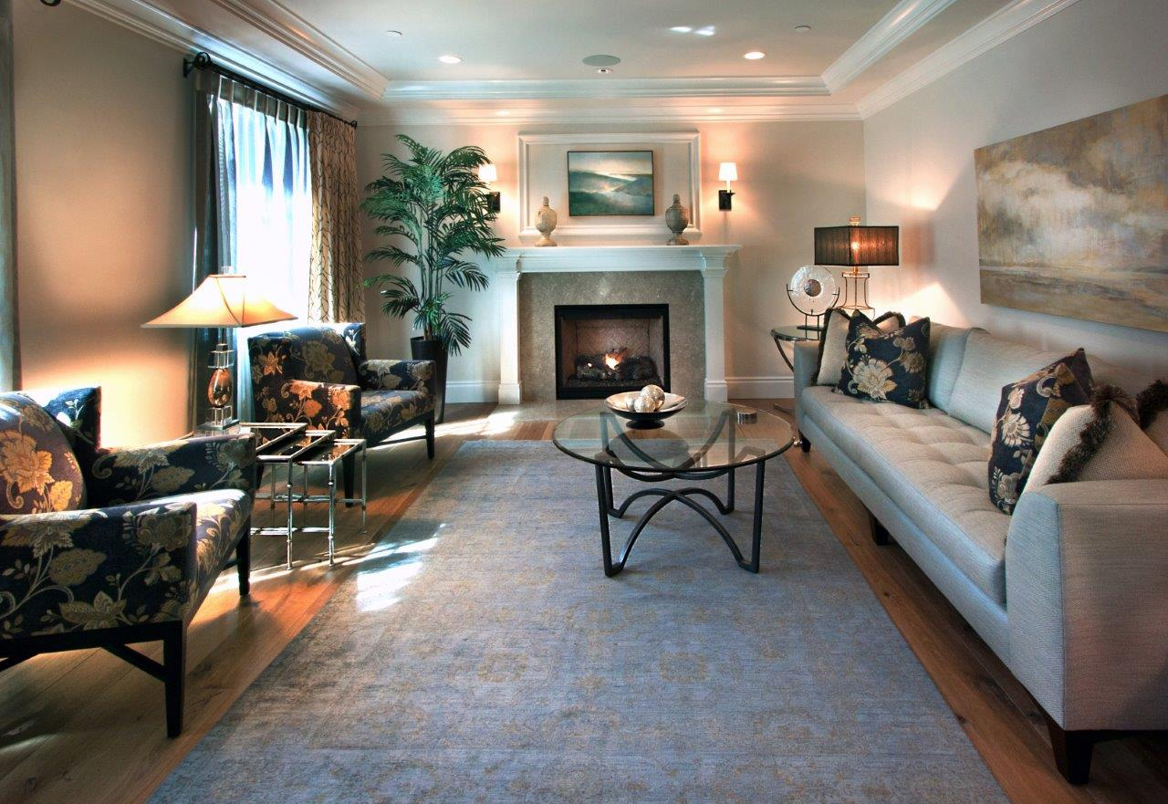 Living Room Bay Area Interior Design Bay Area Interior