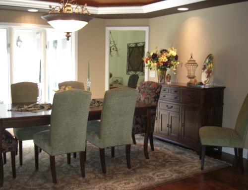 Dining Room Interior Designer
