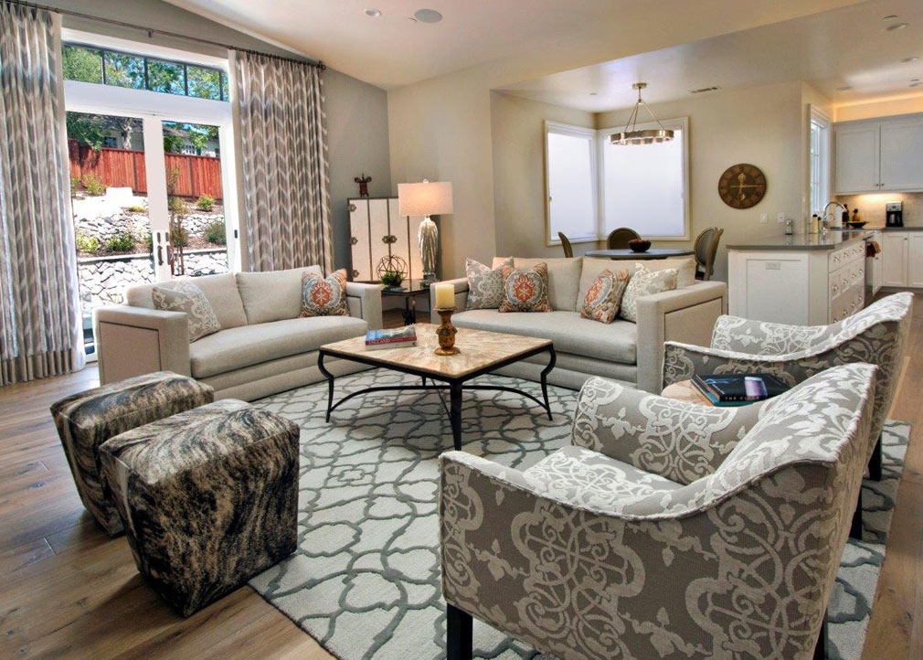 Bay Area Interior Design Heather Hilliard