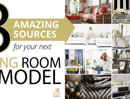 Eight Amazing Sources for Your Living Room Remodel