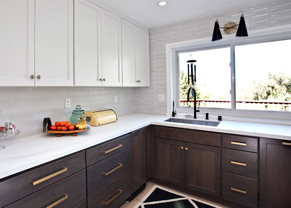 Transitional Kitchen Design - Danville - Bay Area Interior ...