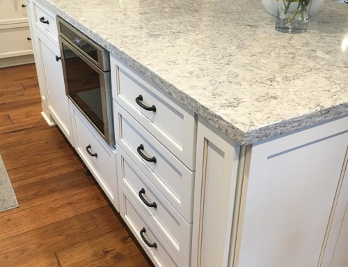 Transitional Kitchen Island – Clayton