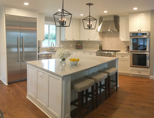 Transitional Kitchen Design – Clayton