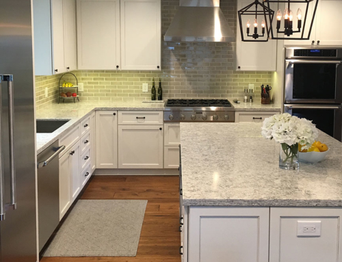 Transitional Kitchen – Clayton
