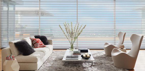 Buy Hunter Douglas Silhouette® Window Shadings in Walnut Creek