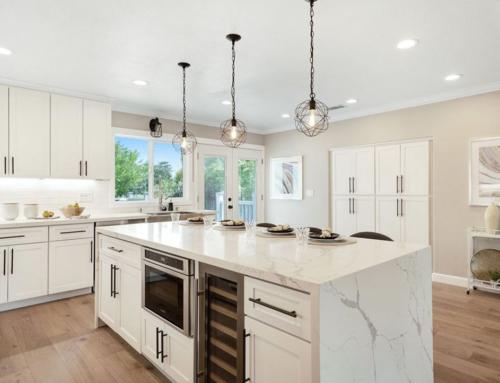 Transitional Kitchen Design – Walnut Creek