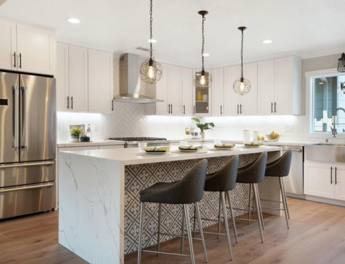 Transitional Kitchen Design – Walnut Creek