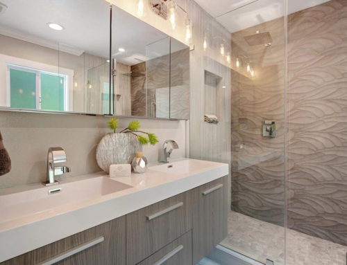 Transitional Bathroom Design – Walnut Creek