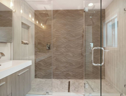 Transitional Master Bathroom Design – Walnut Creek