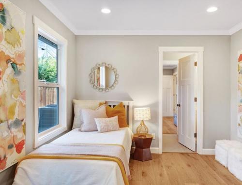 Transitional Bedroom – Walnut Creek