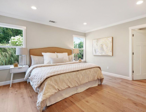 Transitional Master Bedroom Design – Walnut Creek