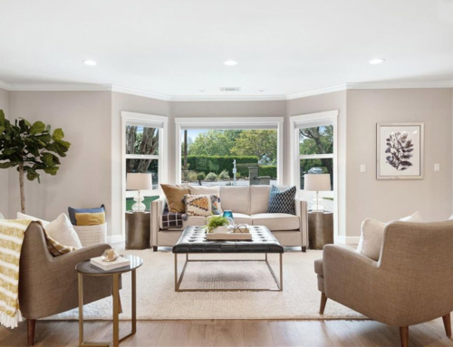 Transitional Living Room – Walnut Creek