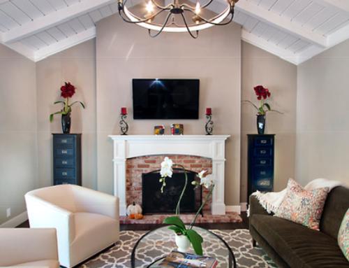 Living Room Remodel – Alamo
