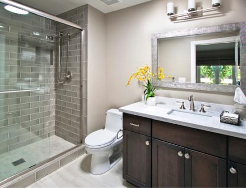 Guest Bathroom Remodel – Alamo