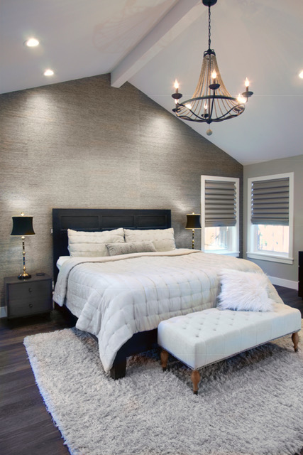 Transitional Master Bedroom Remodel Alamo Bay Area Interior