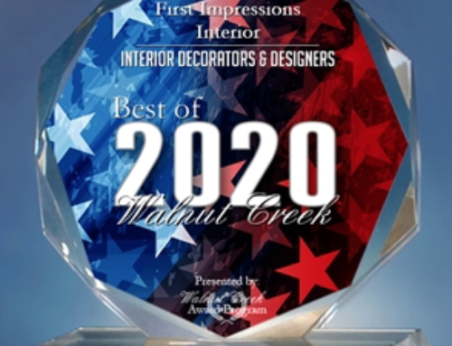 First Impressions Interior Design Receives 2020 Best of Walnut Creek Award